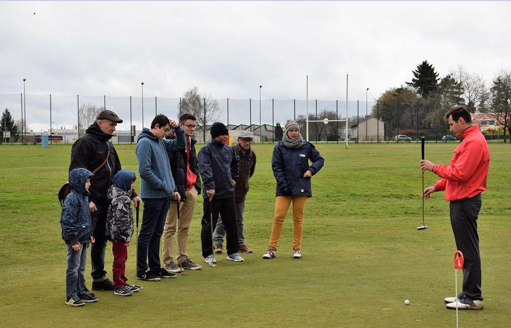 Journ es portes ouvertes 2018 golf club de limoges for Portes ouvertes limoges